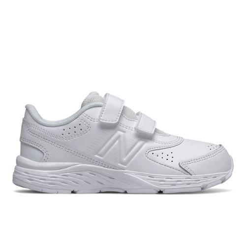 New Balance Enfant 680v6 Uniform, White