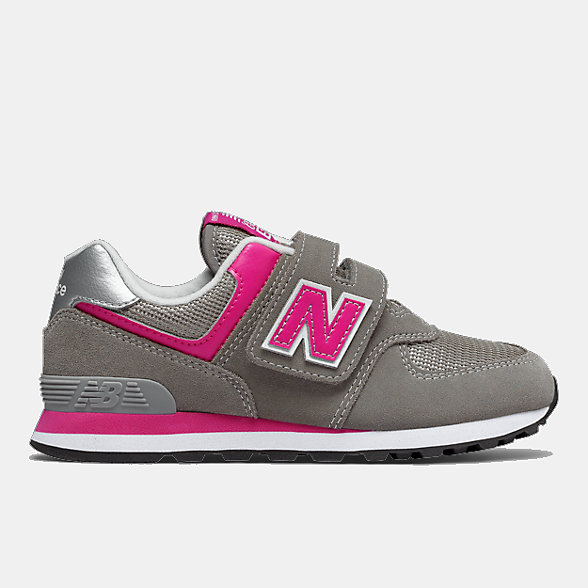 New Balance Hook and Loop 574 Core, YV574GP