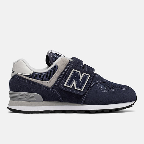 New Balance Hook and Loop 574 Core, YV574GV