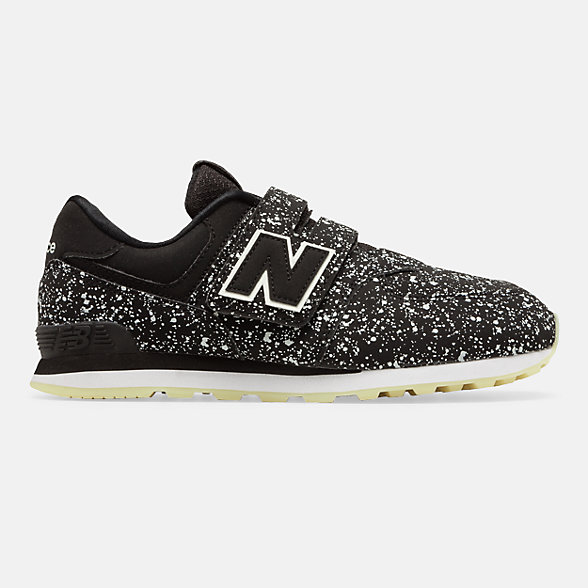 New Balance 574 phosphorescente, YV574KB