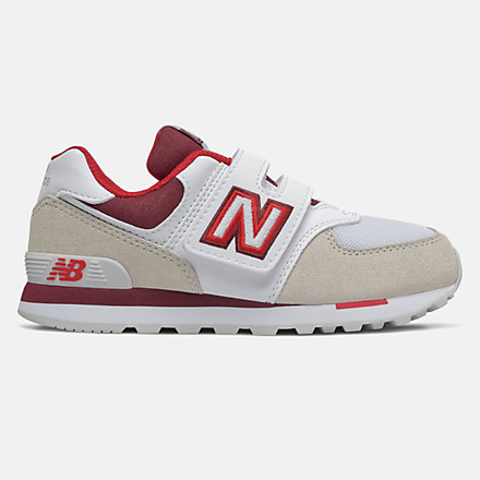 New Balance 574 Varsity Sport, YV574NLA image number null