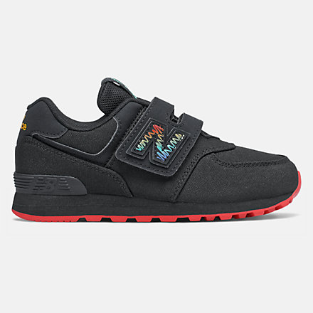 New Balance 574 Scribble Pack, YV574SBK image number null