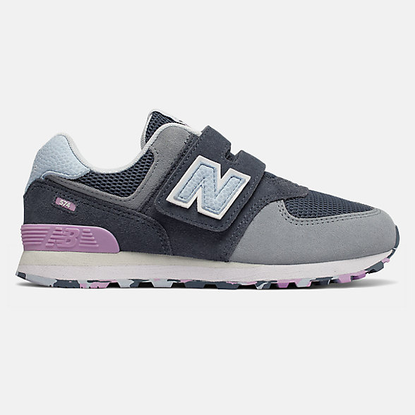 New Balance Hook and Loop 574, YV574UJA