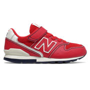 NB 996, Red with Navy