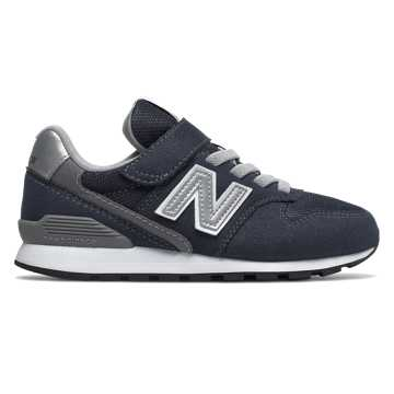 New Balance 996系列兒童休閑運動鞋, 藏青色