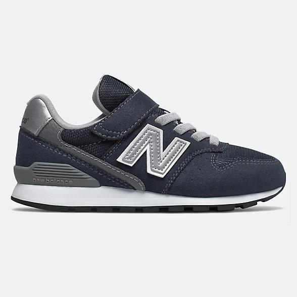New Balance 996系列儿童休闲运动鞋, YV996CNV