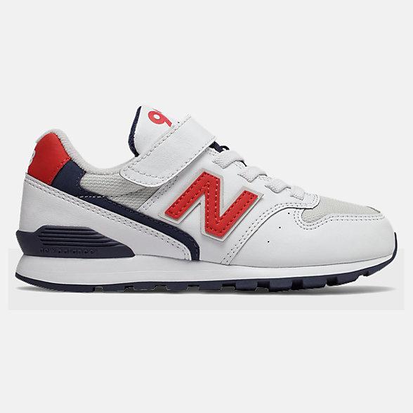 New Balance 996系列兒童休閑運動鞋, YV996DO